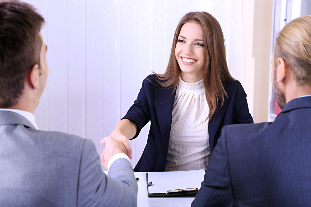 signs of a good job interview
